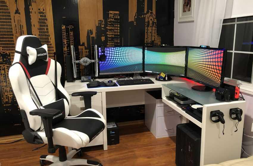 Gaming Setup Ideas For Beginner