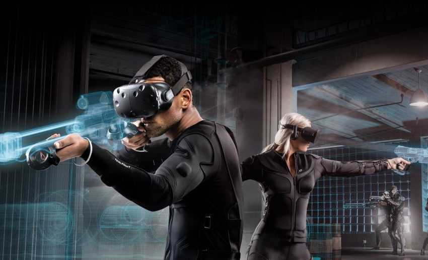 Black Mirror's Playtest can Become a Reality with Teslasuit