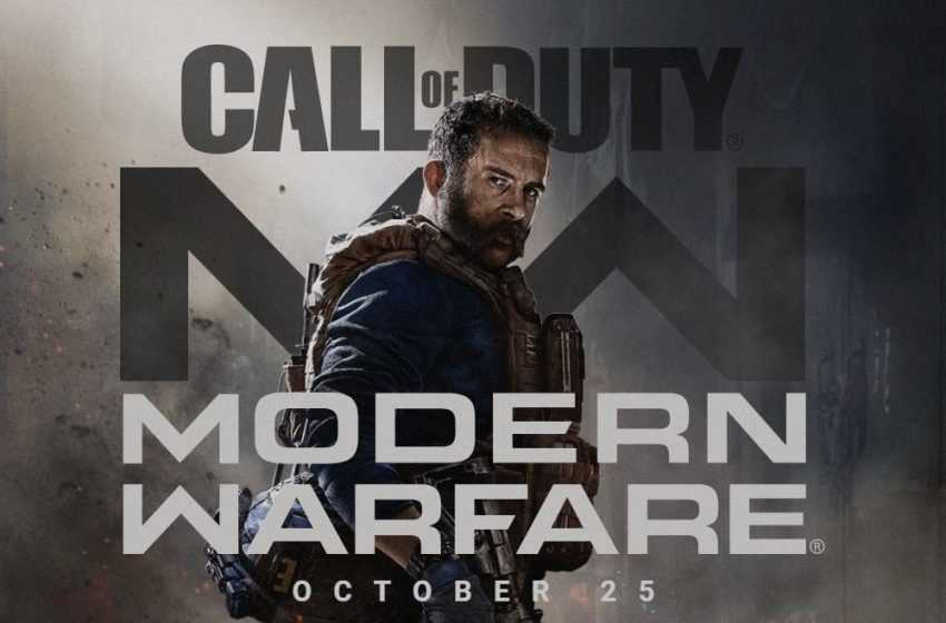 A New Online Game for Hardcore Gamer (Call of Duty: Modern Warfare)