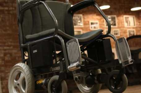 First Voice Operated Smart Wheel Chair in Asia