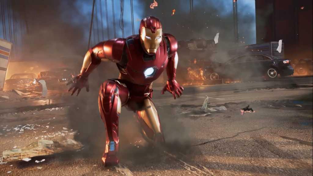 Marvel,s Avengers
