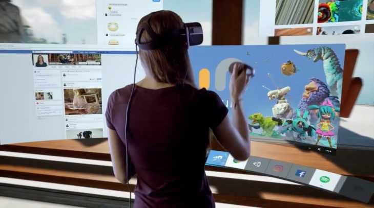 Facebook Sells off VR Software Oculus Medium to  Adobe