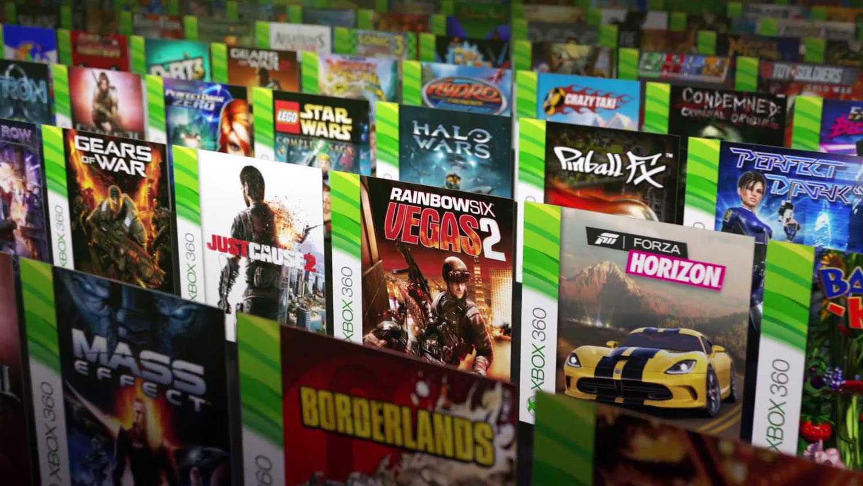 Online Xbox games