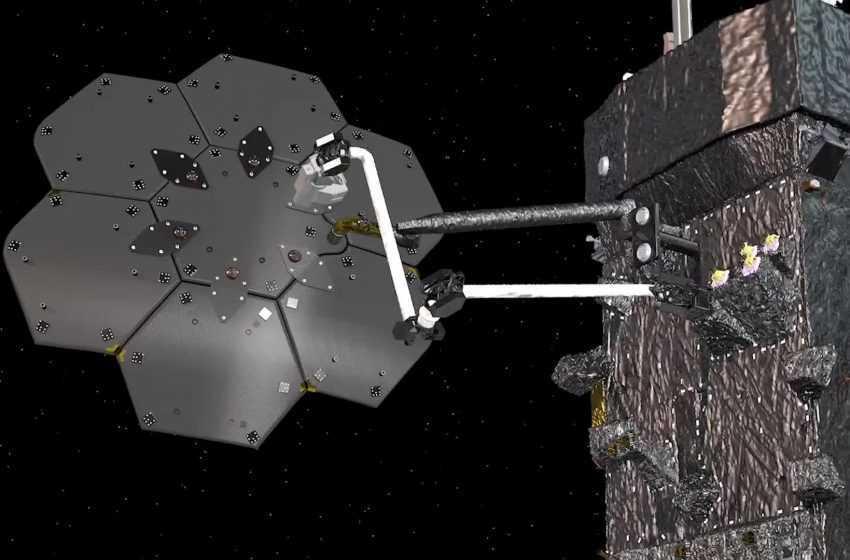 Maxar & NASA to Exhibit Robotic Spacecraft Assembly in the Orbit
