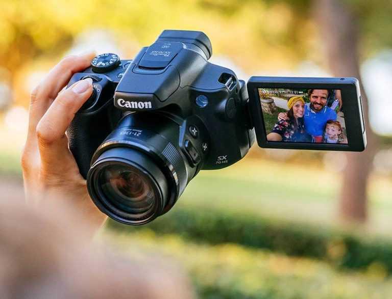 cameras in 2020
