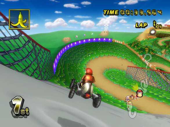 The Mario Kart Wii