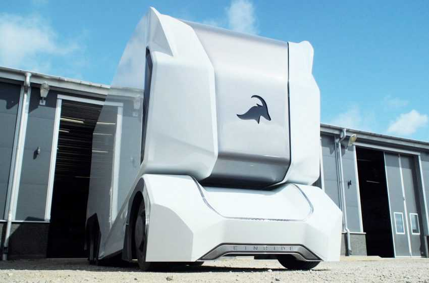 Einride is Preparing to Hire its First Human Remote Truck Driver