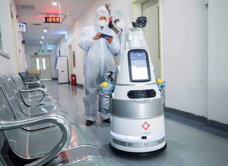 The Coronavirus is Putting a Lot of New Futuristic Techs