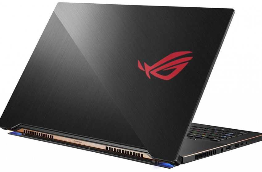 Asus Future Gaming Computer and Laptop Technology 2020