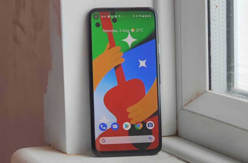 Google Pixel 4a The World's Smallest Phone Launch
