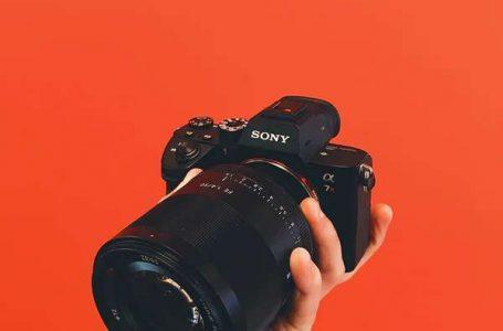 New Sony Camera