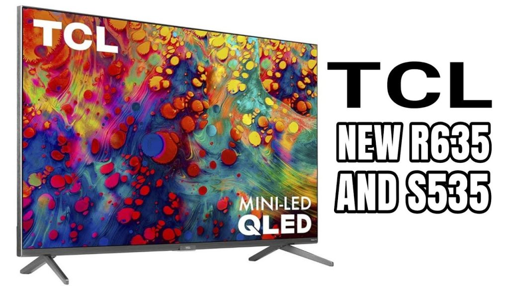 TCL New R635