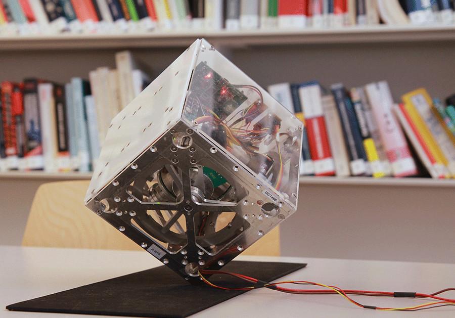 Cubli Robot