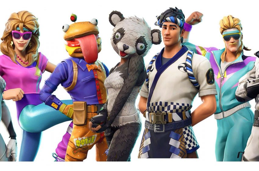 Where Can You Find the Fortnite Leaked Skins?