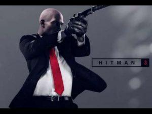 Cheat mode of Hitman III