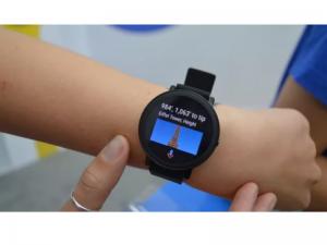 Google Pixel watch 2020