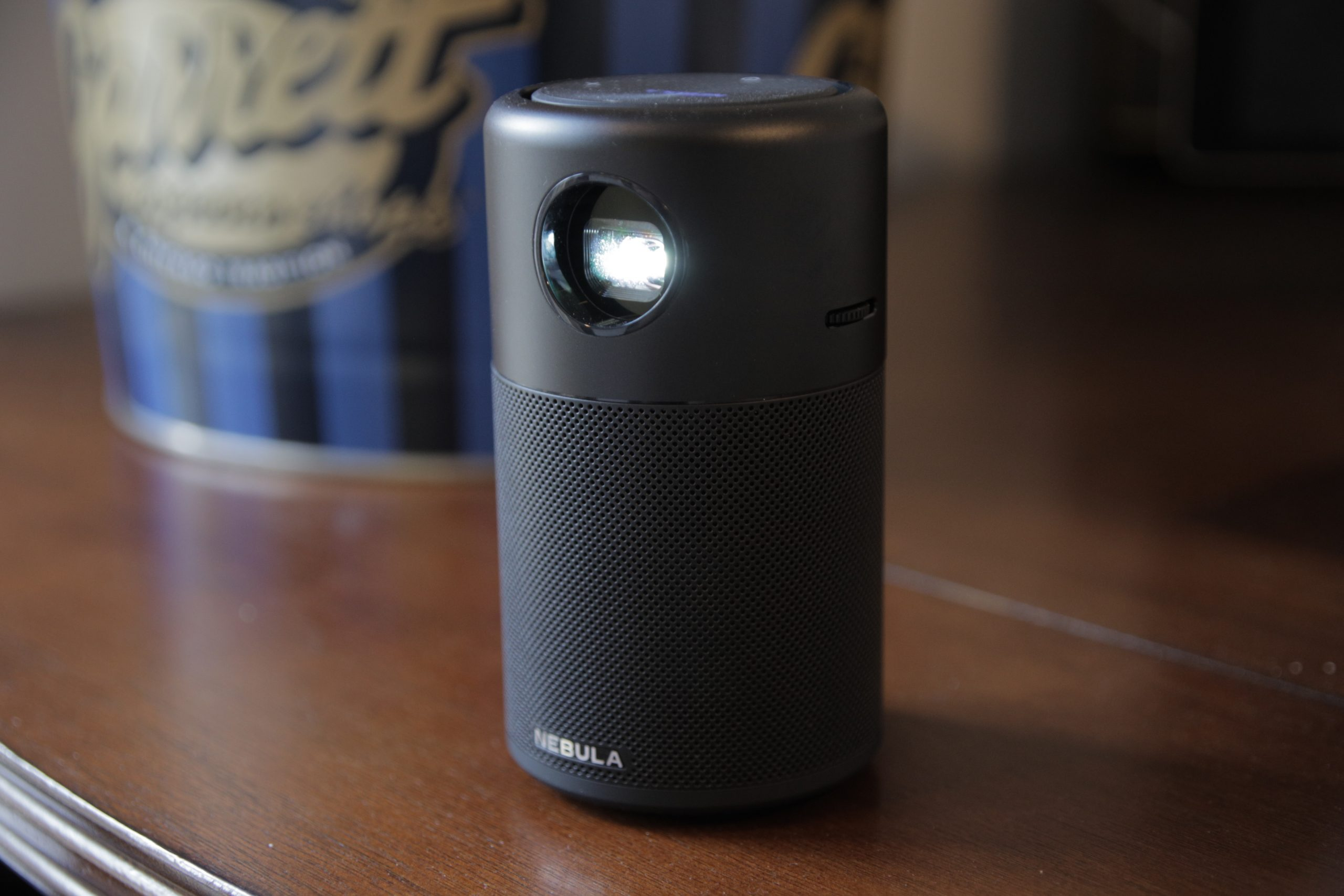 A Great Portable Projector For Your Entertainment Needs