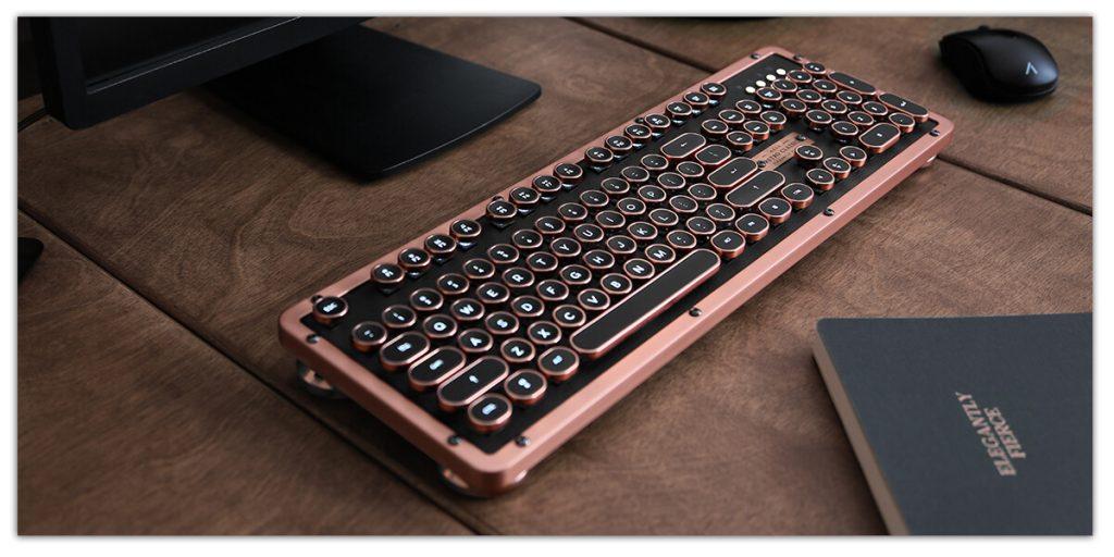Backlit keyboard