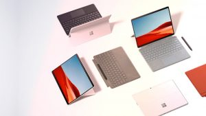 Arm Based Surface Pro X