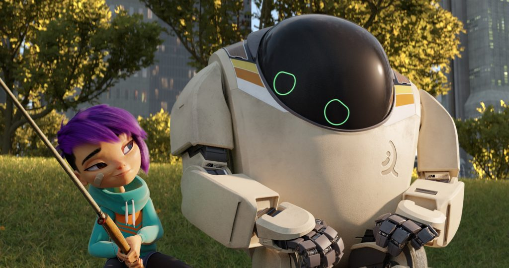 Robot Movies on Netflix