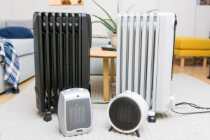 Using a Space Heater Radiator