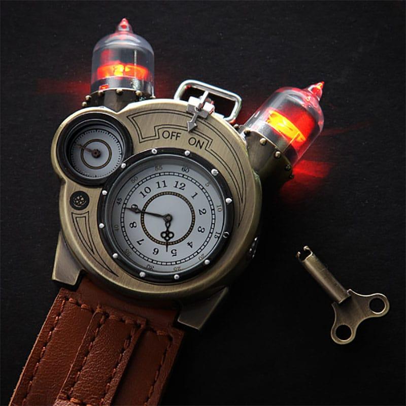 tesla wrist watch