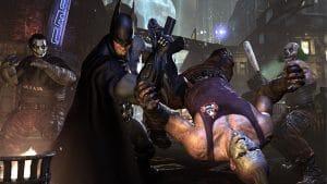 Batman Arkham City on PS4