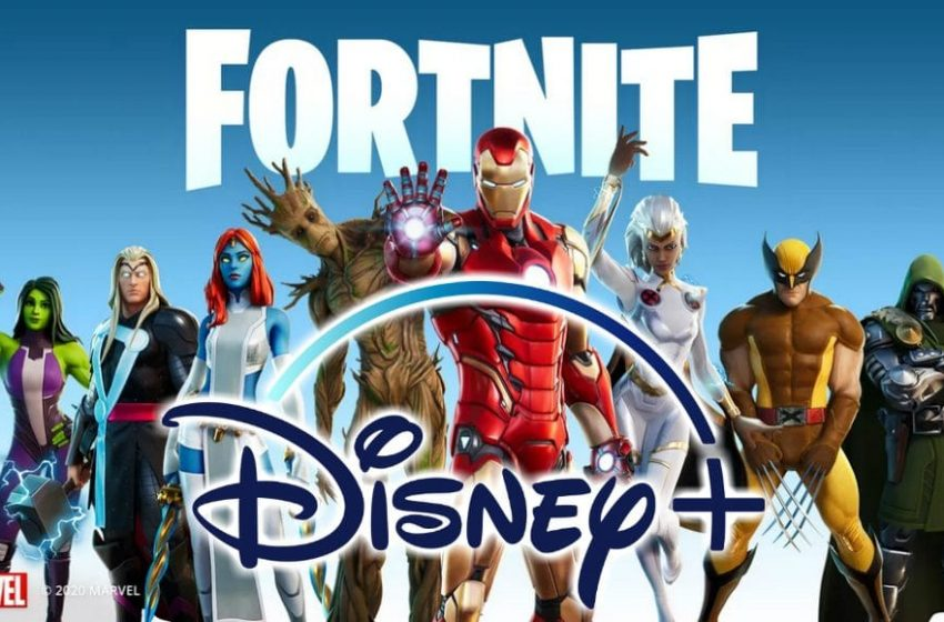Fortnite players who make in-game purchases can get two months of Disney Plus for free