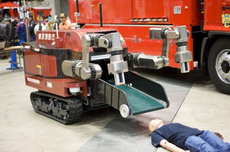Rescue Robot Works