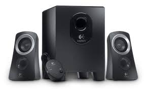 logitech speakers amplifers