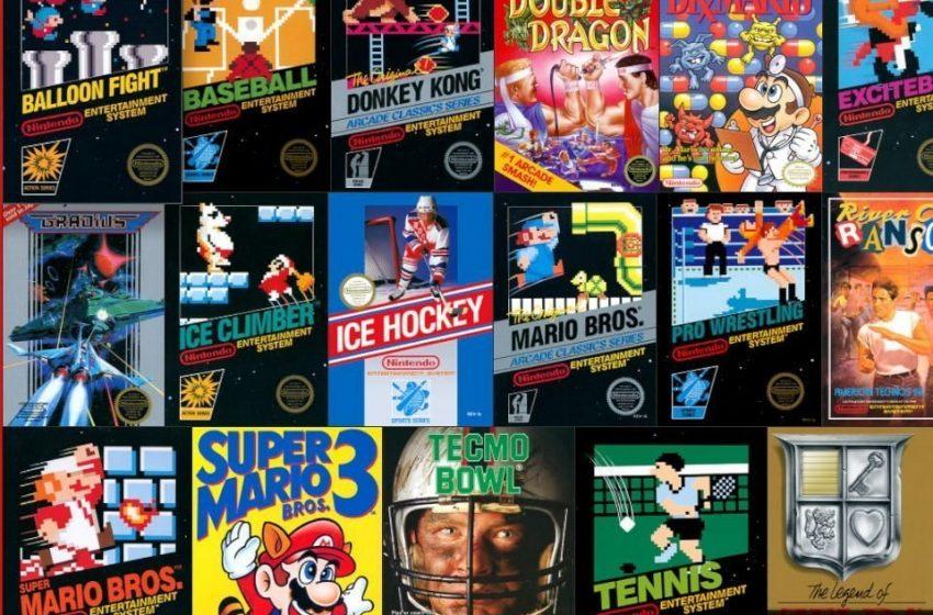 Best NES Games (Nintendo Entertainment System)