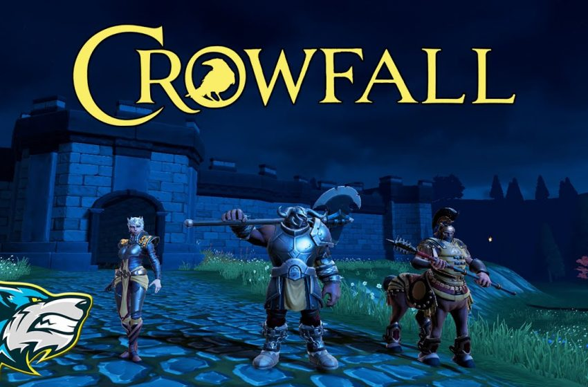 Crowfall Review: Multiplayer Online Real-Time Strategy Game