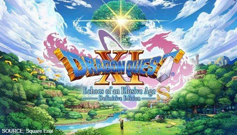 dragon quest xi on xbox one