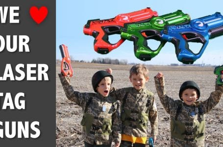 The Best Laser Tag Sets Available