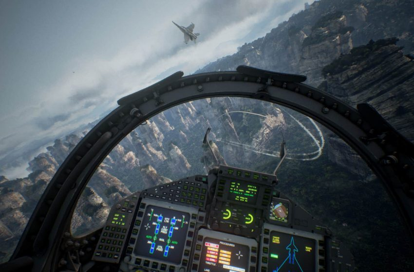 Ace Combat 7 – Gold Edition Features Include A New Plane and A Load Of New Maps