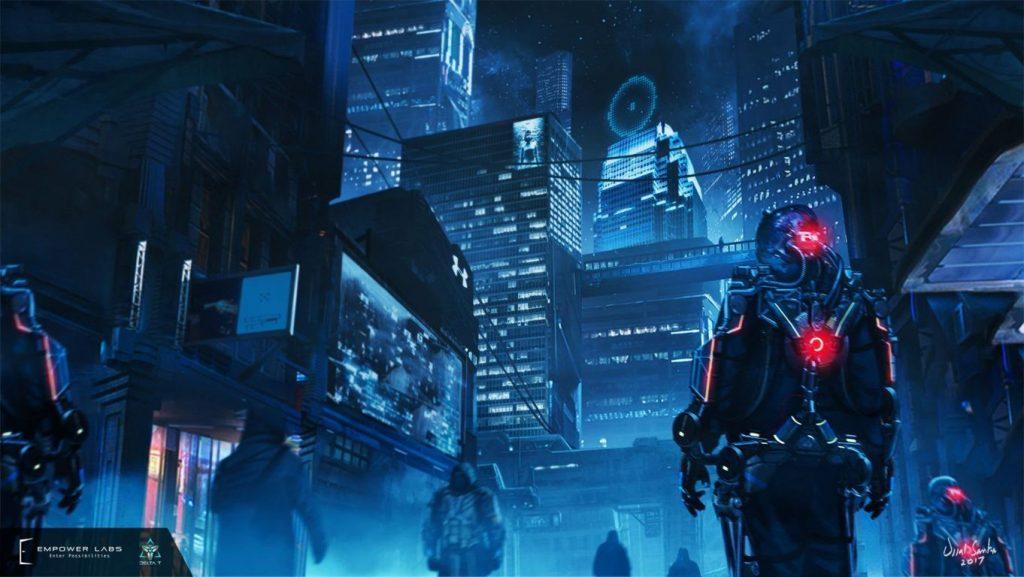 Cyber Human Race