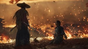 The storyline of Ghost of Tsushima
