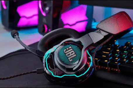 The New Dimension Headphones JBL Quantum