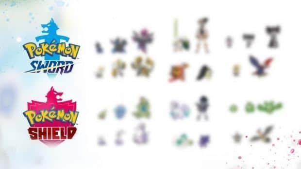 Pokemon Black And White – Pokemon Shield exclusives