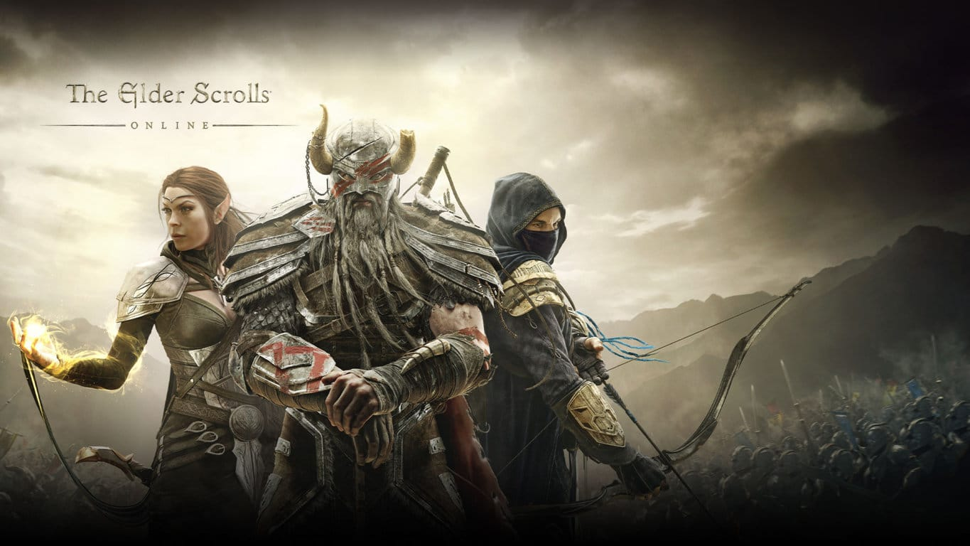 Play the Massively Multiplayer Elder Scroll Game Using A New Account