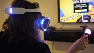 xbox one virtual reality VR