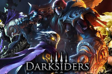 Darksiders 4 – Trying To Save The World?