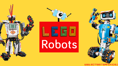lego robot kits