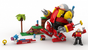 sonic the hedgehog lego sets